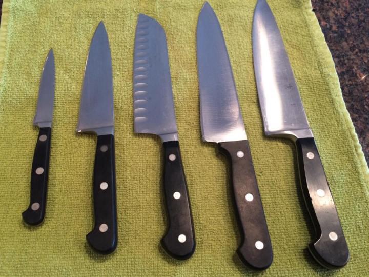 Knive Skills 101