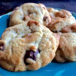 The Best Ever Chocolate Chip Cookie