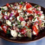 Artichoke Salsa
