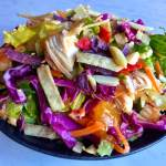Crunchy Asian Chicken Salad