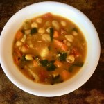 Moroccan-Style Soup