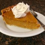 Favorite Pumpkin Pie