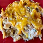Miss Hulling's Sour Cream Noodle Casserole