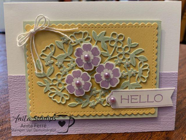 Vine Design Bundle in Spring Colors