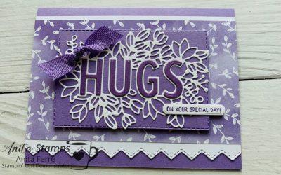 Sending Hugs, Take 3!
