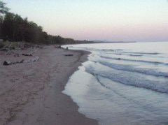 What will the shores of Lake Superior look like in 500 years?