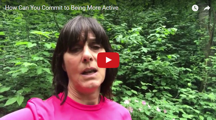 How Can You Commit to Being More Active?