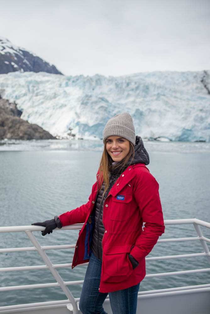julia engels girl meets glam patagonia alaska cruise