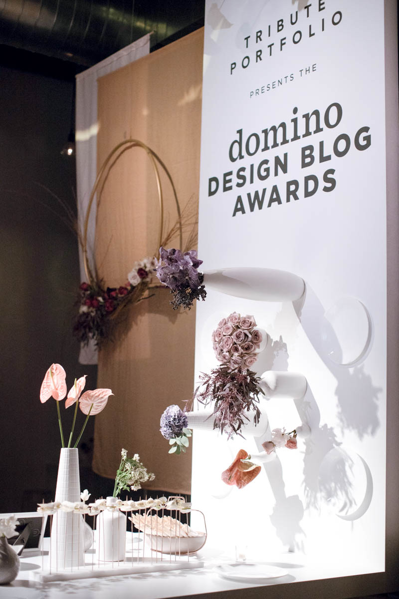 domino blog award event