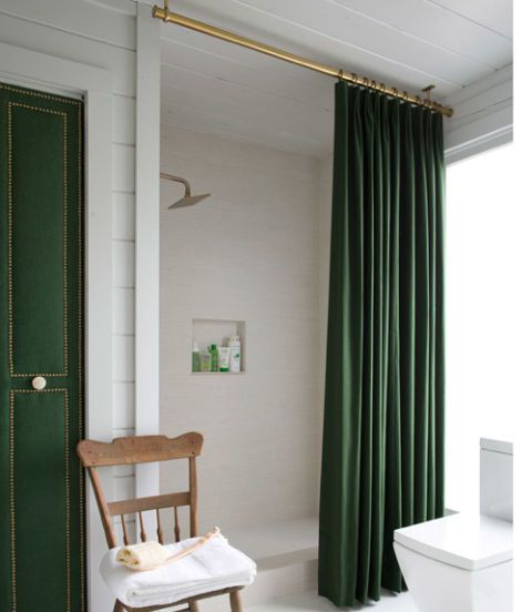 country living magazine Brian Patrick Flynn bathroom