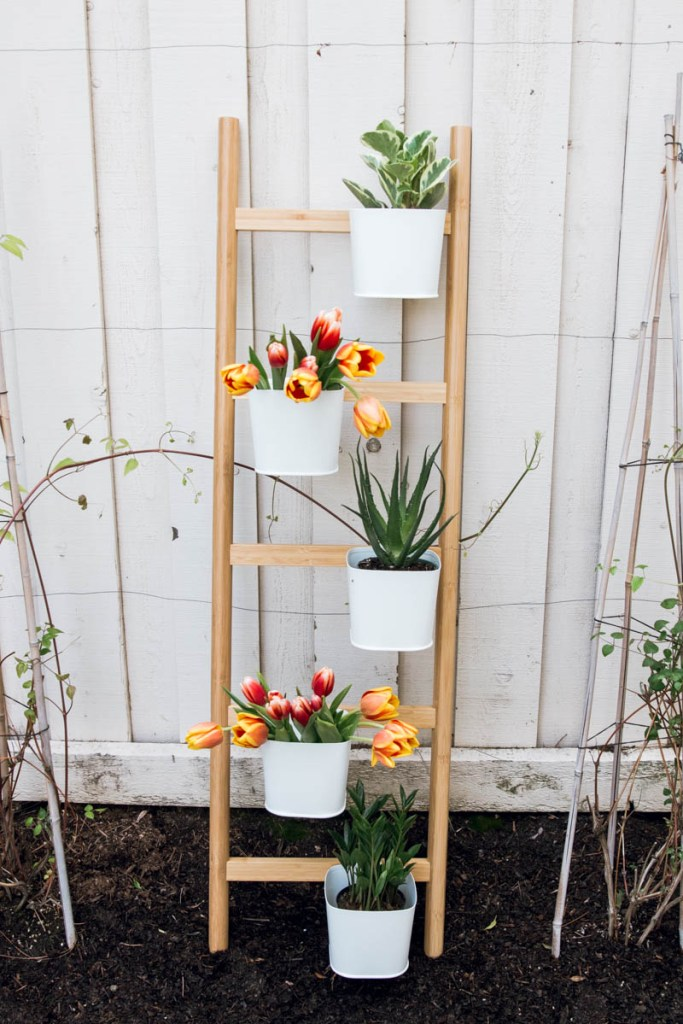 ikea satsuma ladder planter