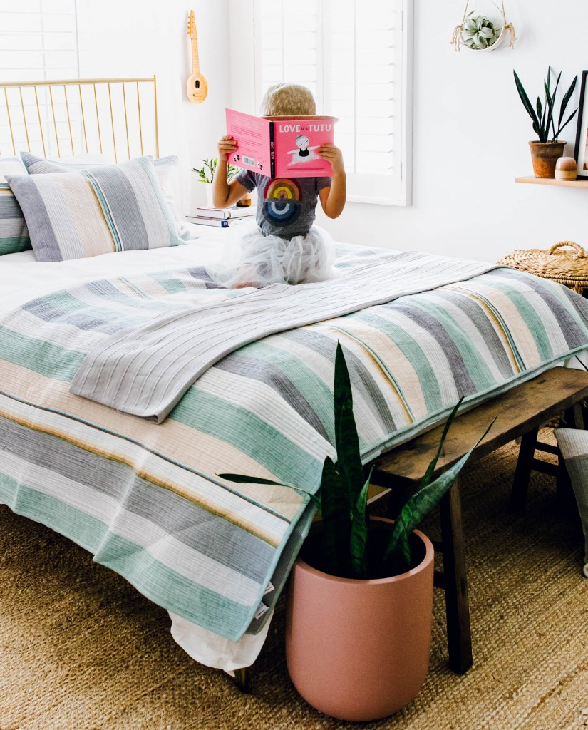 the company store quilt linen sheets