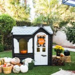 DIY Halloween Play House