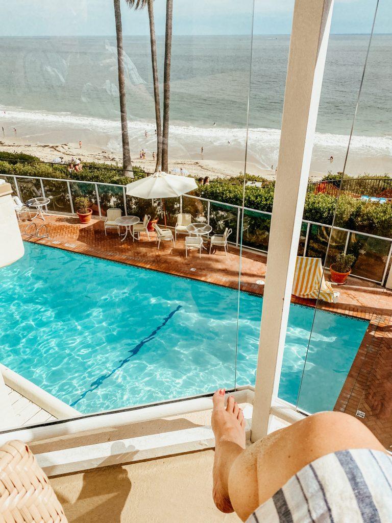 Anita Yokota method anitayokota.com inn at Laguna Beach hotel