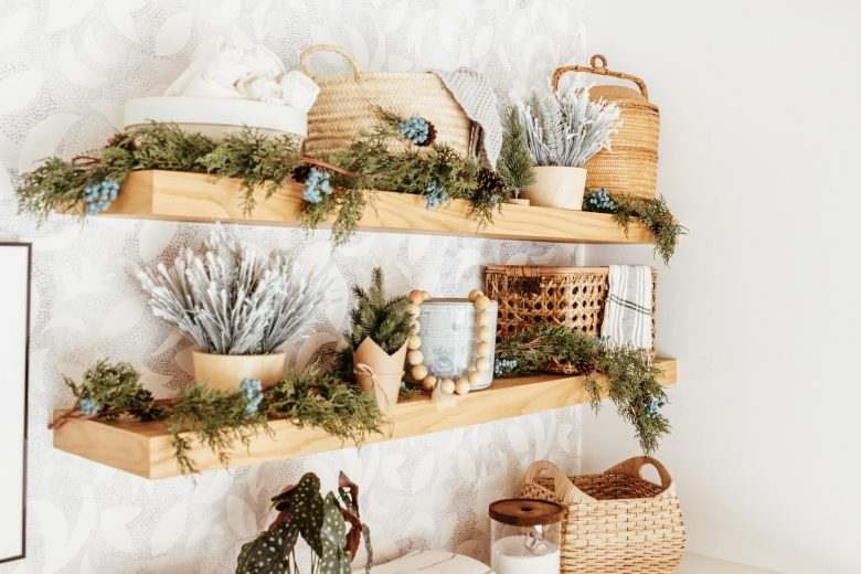Transforming every-day areas can add joy to your season!