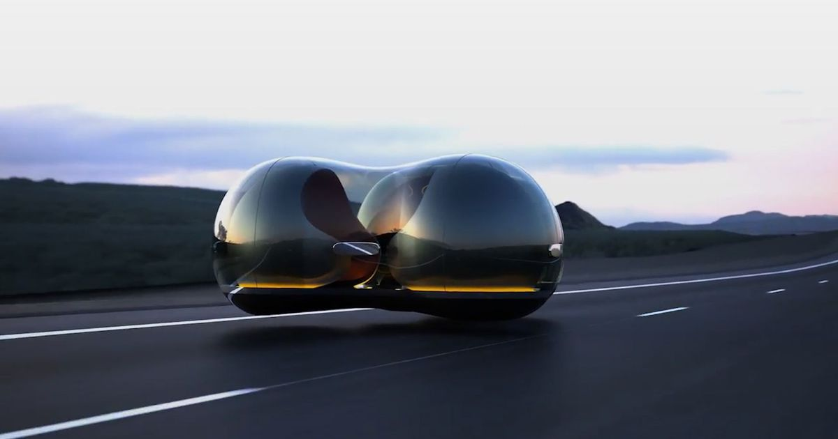 Hover Cars Aren T As Far Off As You Think Meet The Renault