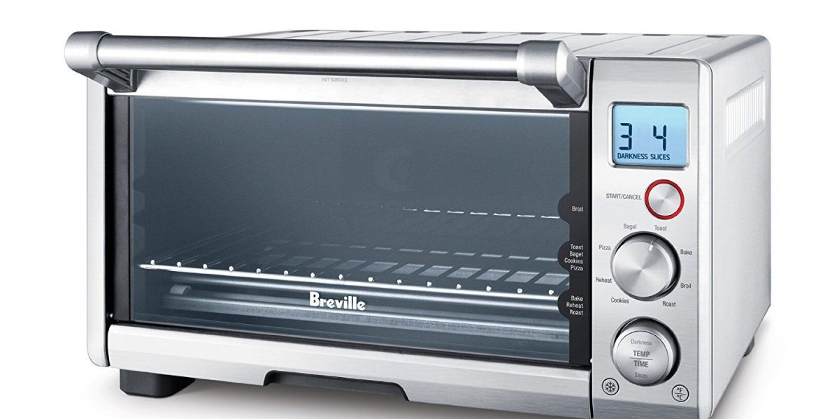Amazon Offers 40 Off Breville For Today Only Smart Oven