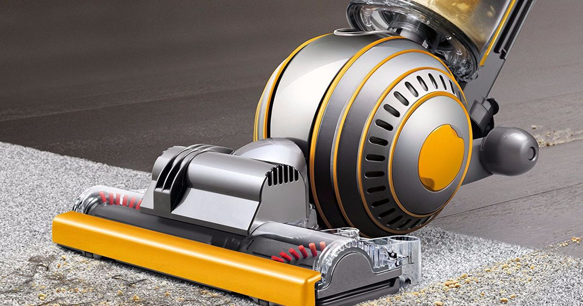 dyson upright ball vacuums are on sale for black friday. Black Bedroom Furniture Sets. Home Design Ideas