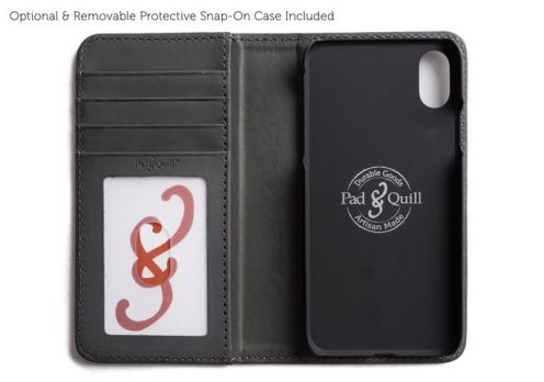 Bella Fino iPhone X Wallet Case-2