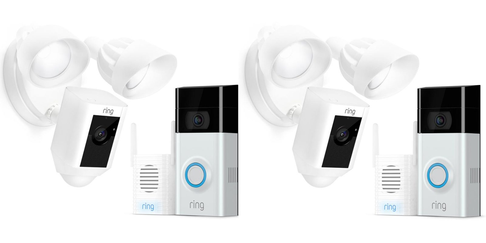 Ring's Video Doorbell 2, Floodlight Cam, & Chime Pro ...