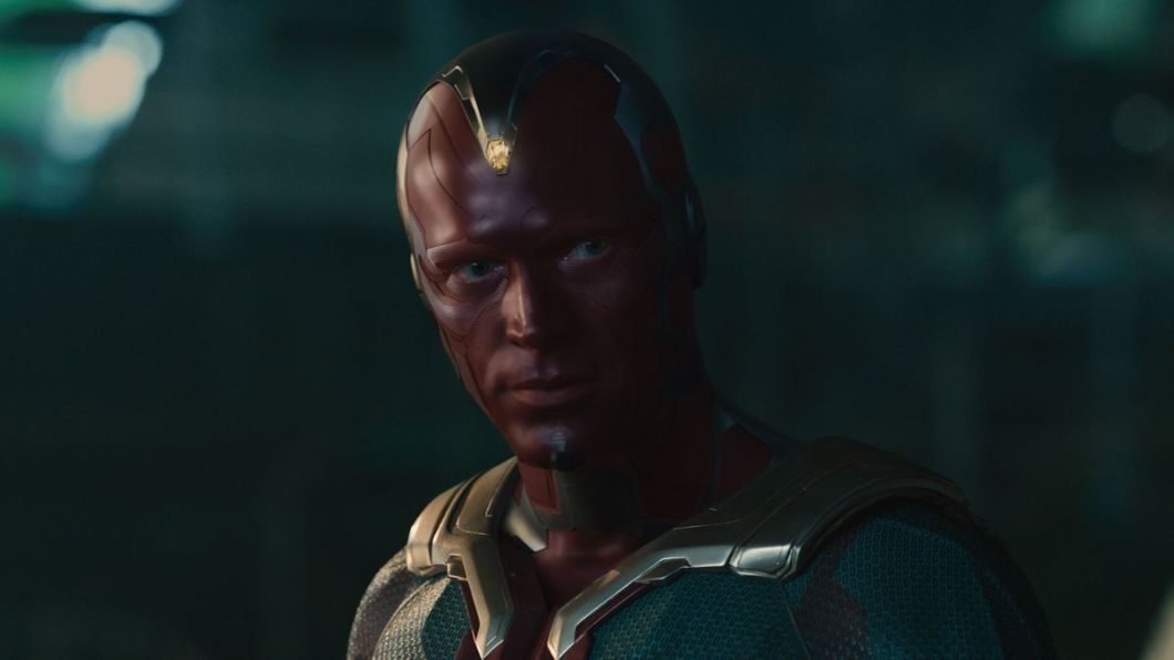 Marvel's Avengers: Age Of Ultron Vison (Paul Bettany) Ph: Film Frame ©Marvel 2015
