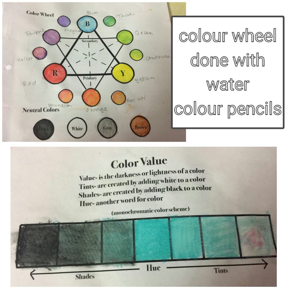 Colour Lessons For Elementary Children My Journey As A Teacher