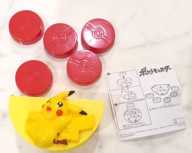 Pikachu Balance Challenge
