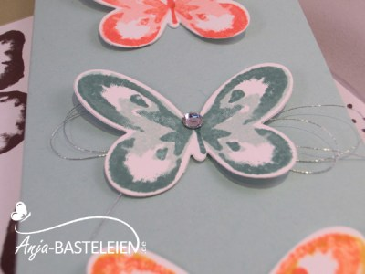Watercolor Wings - Stampin´ Up!