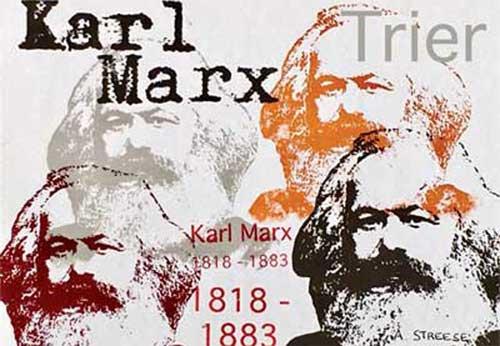 Trier 8x5,5 Karl Marx Bunt
