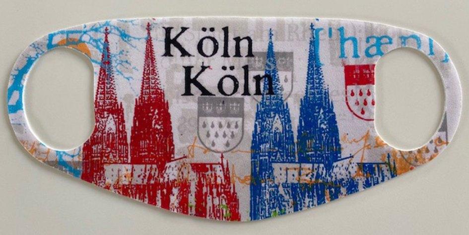 Maske von Köln