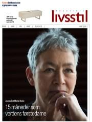Mette Holm, journalist, fortalte om et år i verdens tjeneste som førstedame i FN til Livsstil i januar 2017.