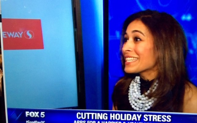 Apps To Help You Survive The Holiday Season – Fox 5 Good Day DC