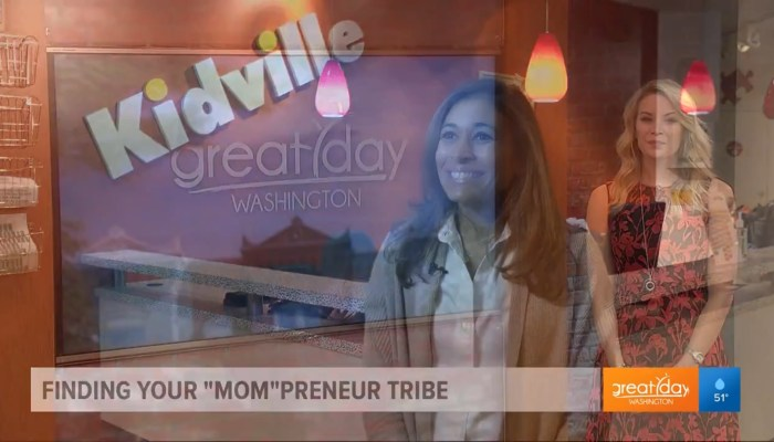 Great Day Washington TV Feature