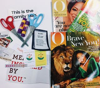 How To Create A Vision Board Of Your Ideal Life