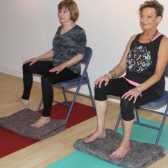Seated Chair Yoga Poses For Seniors Child Rocking Outdoor Healing Hips Anjali Room