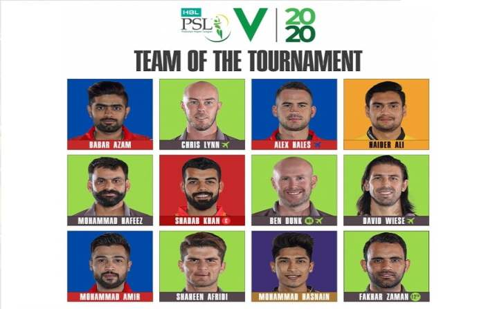 Shadab appointed as captain for PSL 2020 dream team