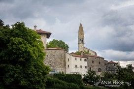 Old town Štanjel