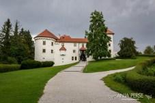 Bogenšperk castle facade