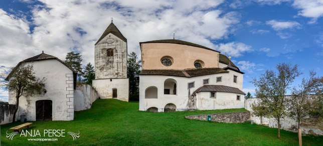 Church of St. Pankracij