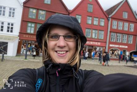 UNESCO site, Bergen, Norway