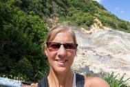 Volcanic activity, St. Lucia, Caribbean