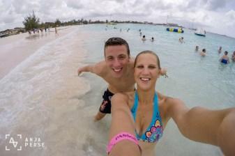 Enjoying at Boatyard, Barbados, Caribbean