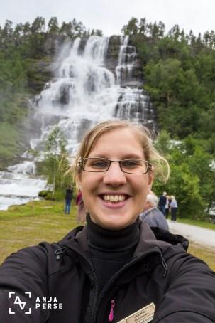 Tvindefossen, Voss, Norway