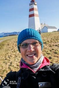 Godoya lighthouse near Alesund, Norway