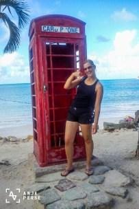 Coconut Grove, Antigua, Caribbean