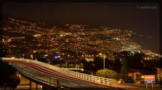 Madeira at night