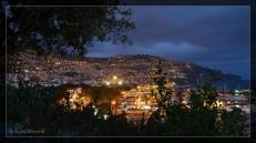 Funchal - the capital of Madeira