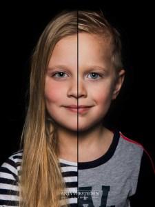 2in1 portret combinatieportret