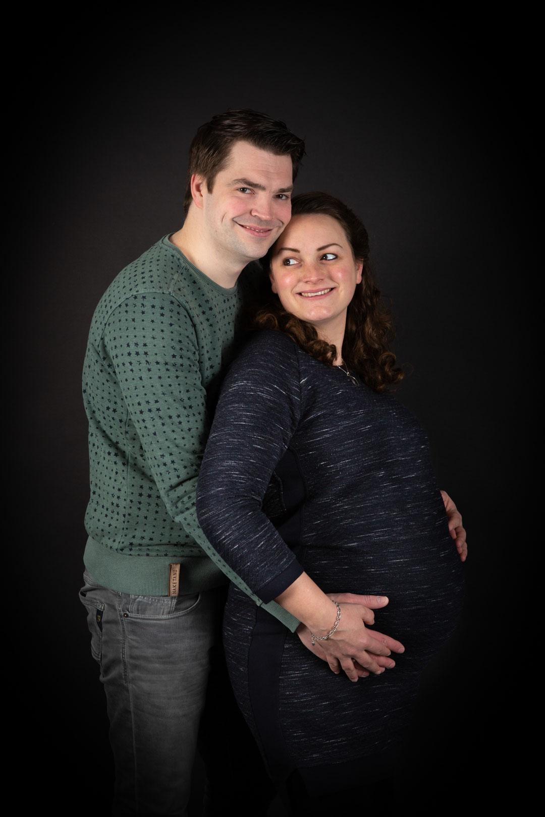 zwangerschapsshoot studio.1