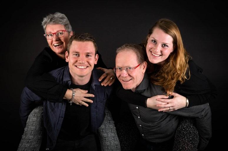 Familie fotoshoot Den Bosch